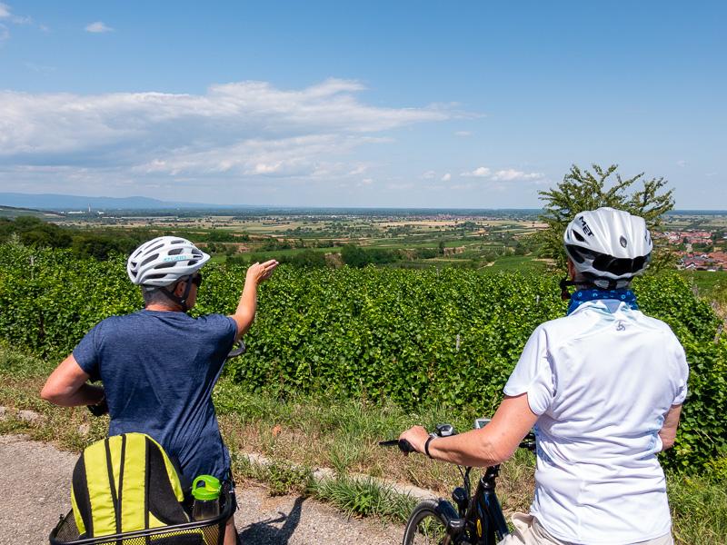 Radtour in Südbaden