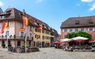 Marktplatz von Staufen